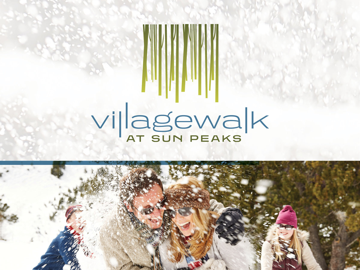 Villagewalk at Sun Peaks